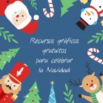 Recursos gráficos gratuitos para celebrar la Navidad