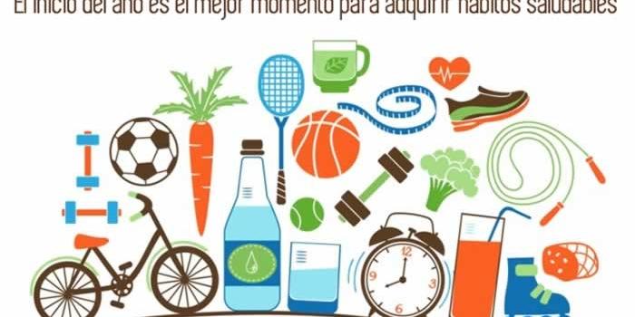 El inicio del año es el mejor momento para adquirir hábitos saludables