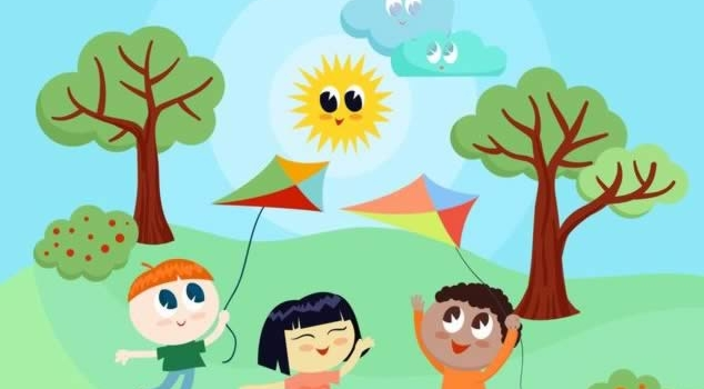 Opciones de entretenimiento para los niños
