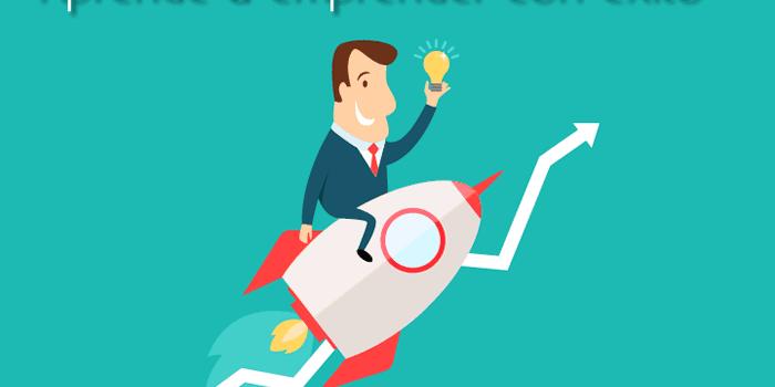 Aprende a emprender con éxito