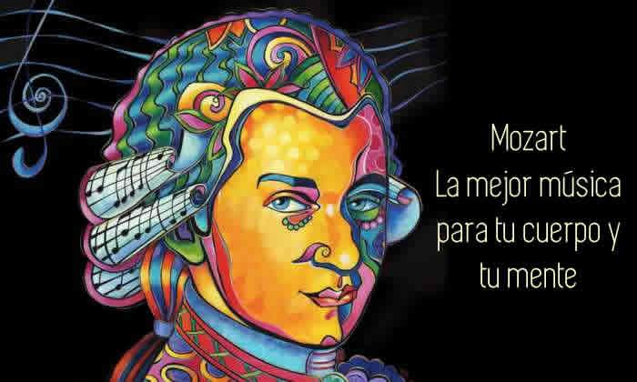 Mozart. La mejor música para el cuerpo y la mente