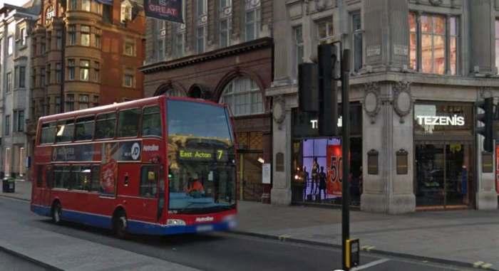 Paseo virtual por calles famosas del mundo
