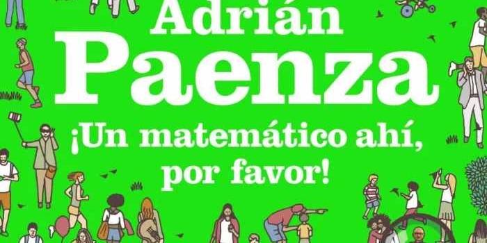 Nuevo libro de Adrián Paenza para descargar gratis
