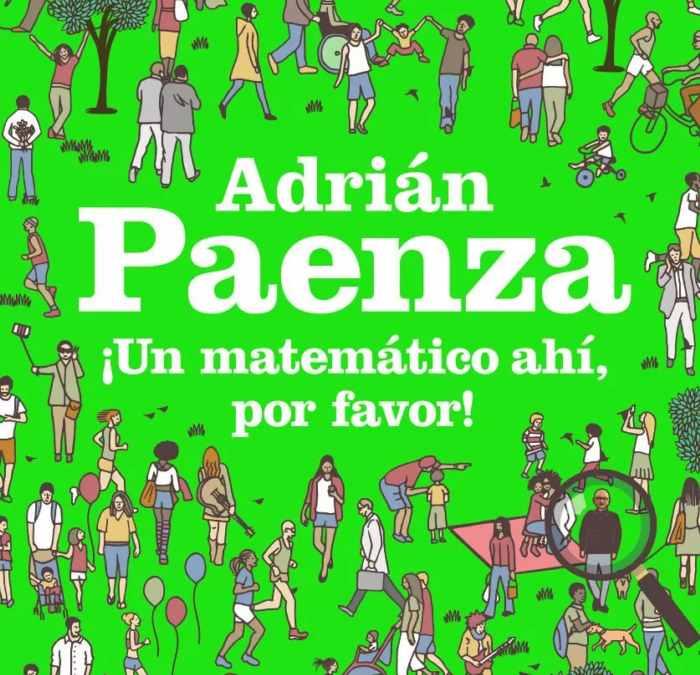Nuevo libro gratuito de Adrián Paenza
