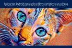 Aplicación para aplicar filtros artísticos a tus fotos en tu móvil