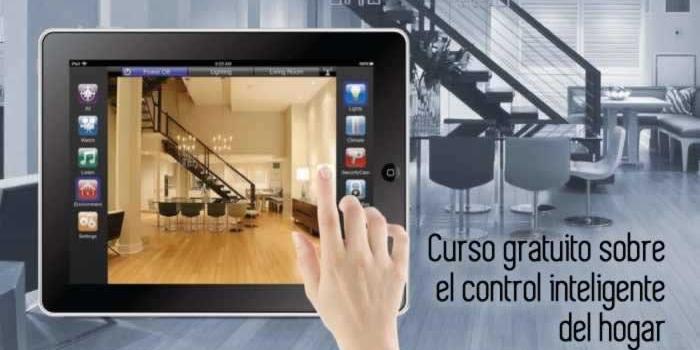 Curso gratuito sobre el control inteligente del hogar