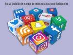 Curso gratuito de manejo de redes sociales para ilustradores