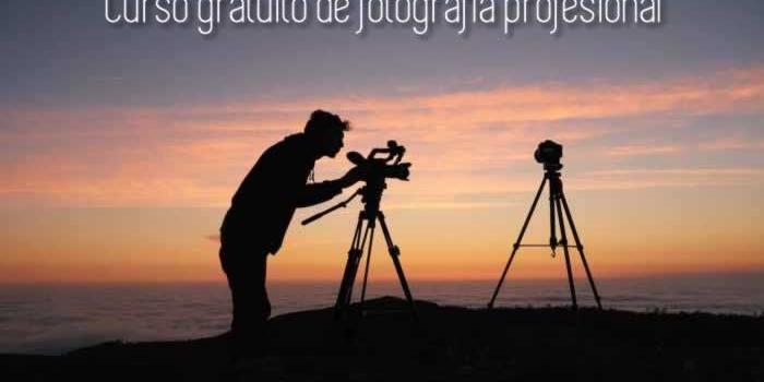 Curso gratuito de fotografía profesional