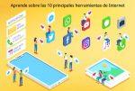 Aprende a usar las 10 principales herramientas de Internet