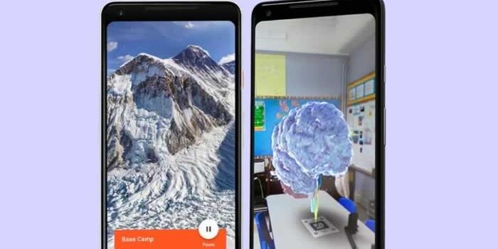 Descubre lo nuevo en aprendizaje: Realidad virtual (VR) y Realidad aumentada (RA)