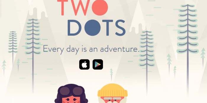 Two Dots. Diversión y gimnasia para tus neuronas
