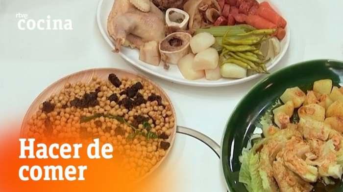 Las mejores recetas de la cocina española en RTVE Cocina