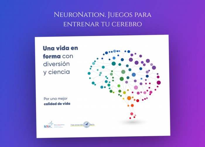 NeuroNation. Juegos para entrenar tu cerebro