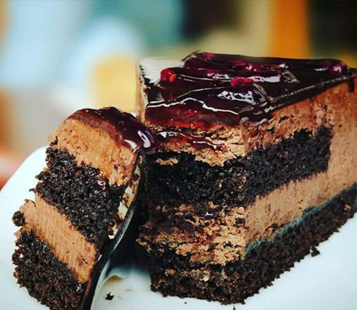 Recetas de postres de chocolate fáciles de hacer