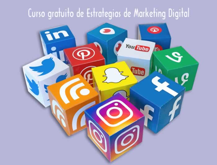 Curso gratuito de Estrategias de Marketing Digital
