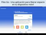 Usa Files de Google para mantener tu teléfono organizado y limpio