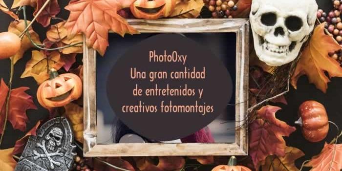 PhotoOxy. Gran cantidad de entretenidos y creativos fotomontajes