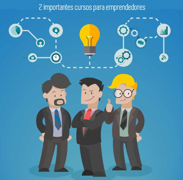 2 importantes cursos para emprendedores