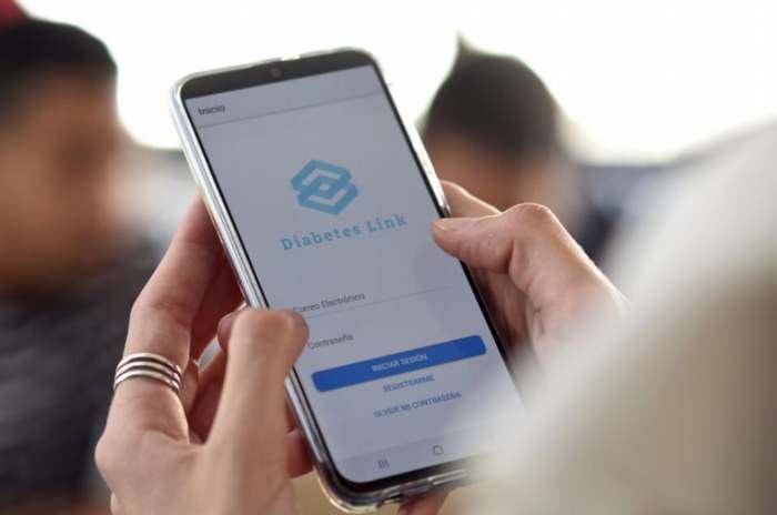 Diabetes Link. Una aplicación móvil gratuita para controlar la diabetes