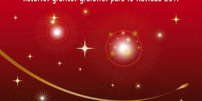 Recursos gráficos gratuitos para la Navidad 2019