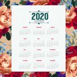Todos los calendarios 2020 publicados hasta hoy