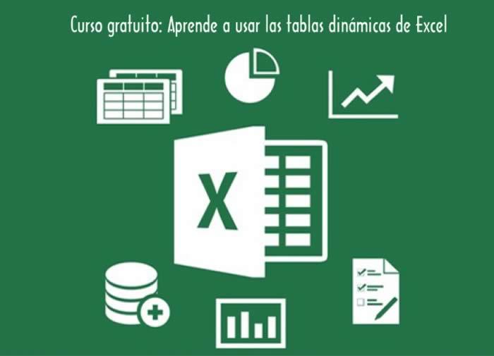 Curso gratuito: Aprende a usar las tablas dinámicas de Excel