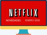 Netflix inicia el año 2020 con novedades y estrenos para enero