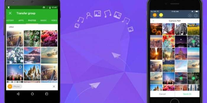 Xender. Una app para transferir archivos a máxima velocidad