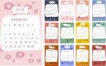 No te pierdas los Calendarios 2020 con motivos infantiles
