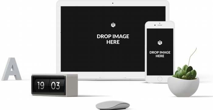 4 herramientas para crear maquetas digitales (mockups)