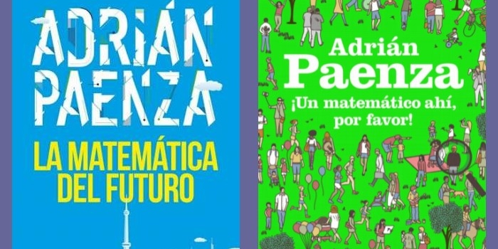 13 libros de Adrián Paenza para descargar gratis