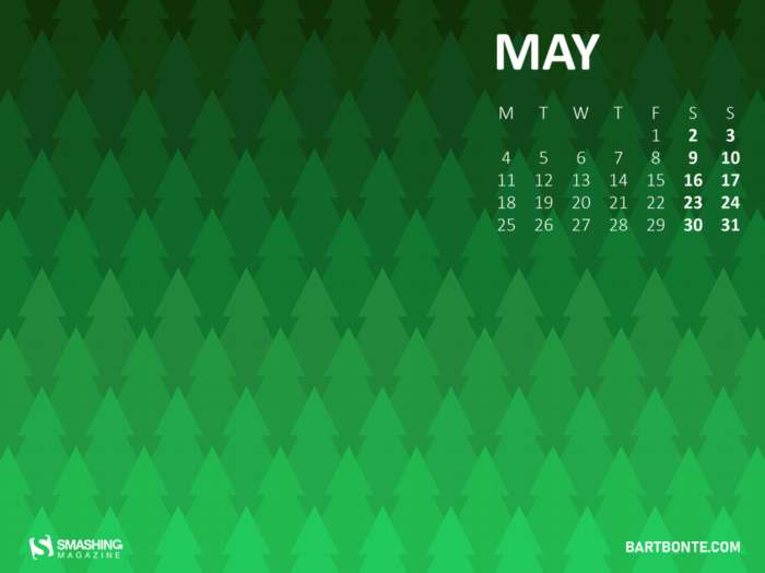 Fondos de pantalla con calendario mayo 2020 + fondos imágenes satelitales