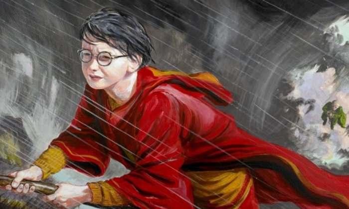 La Biblioteca Británica expone la magia de Harry Potter