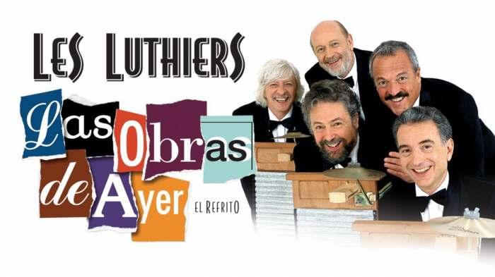 4 espectáculos completos de Les Luthiers ahora gratis en Youtube
