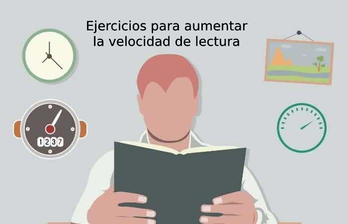 Ejercicios para aumentar la velocidad de lectura