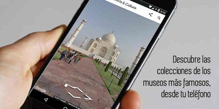 Un mundo de arte y cultura en tu móvil, gratis