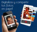 Una app para que tus viejas fotos en papel revivan