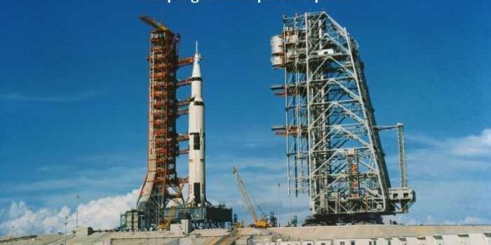 Miles de fotografías originales del programa espacial Apolo