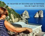 Un recorrido en bicicleta por la hermosa Isla de Capri en Italia