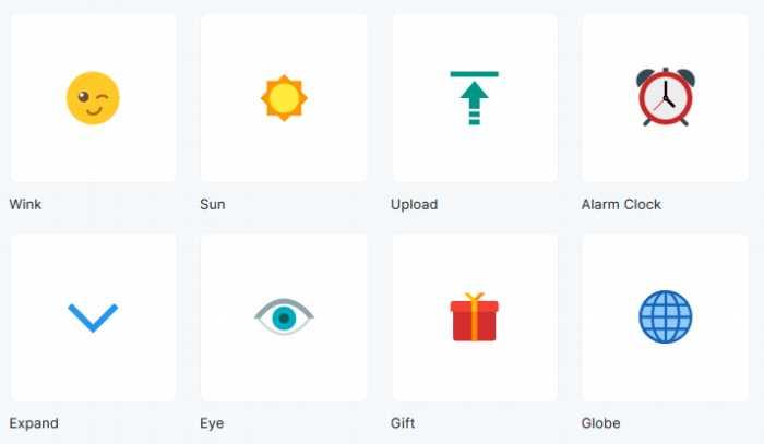 Nuevos recursos gráficos gratuitos: iconos animados