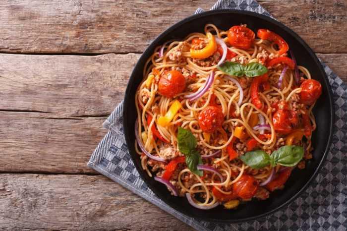 Curso gratuito de cocina italiana