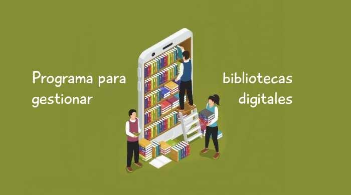 Calibre - Programa para gestionar bibliotecas digitales
