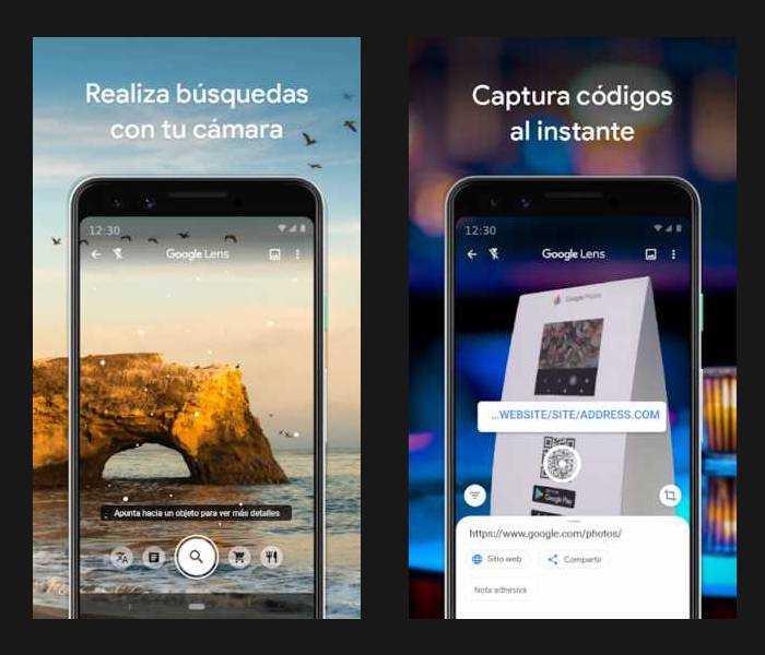 Google Lens potencia la cámara de tu teléfono