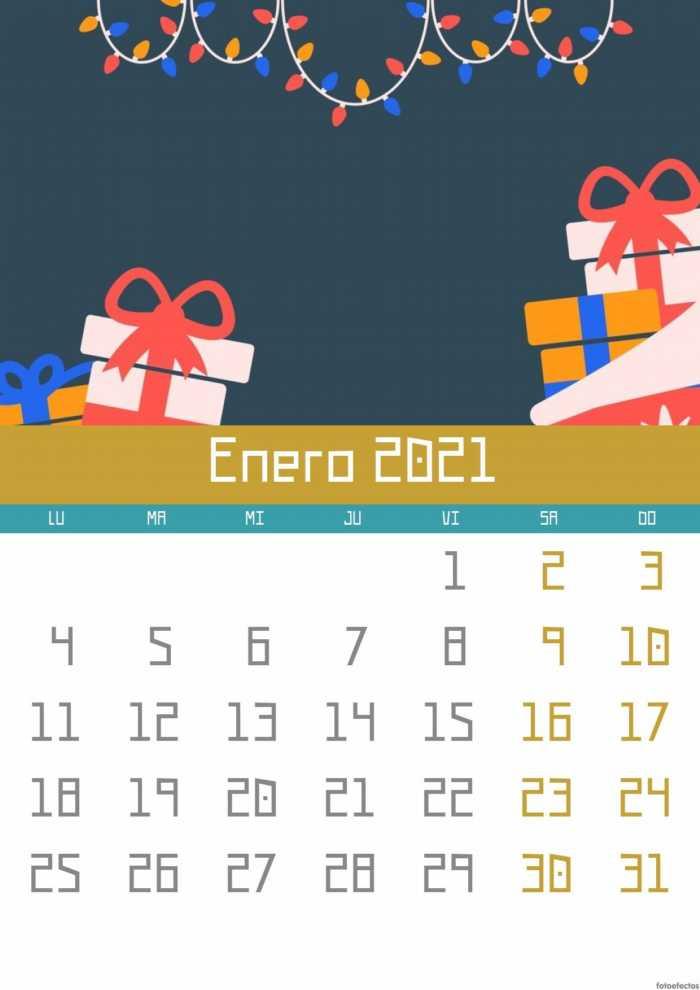 Calendarios 2021 con tu foto y otras alternativas