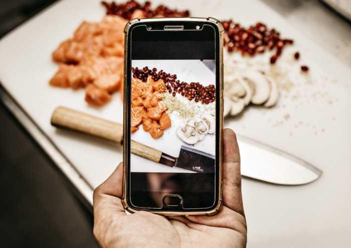 Recetas navideñas rápidas y sencillas desde tu móvil