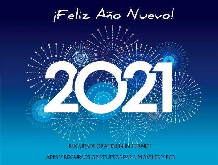 Feliz 2021 para todos