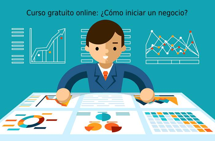 Curso gratuito online: ¿Cómo iniciar un negocio?