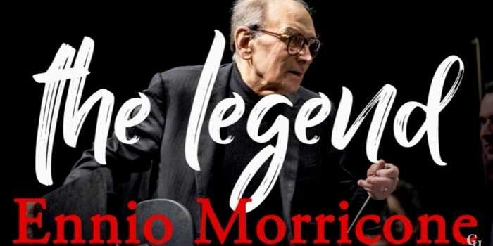 La mejor música de cine con Ennio Morricone