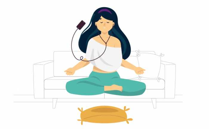 Pura Mente, una app para aprender a meditar y mejorar tu vida