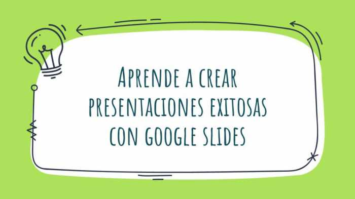 Aprende a crear presentaciones exitosas con Google Slides